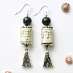 Boucles d'Oreilles Vivaldi