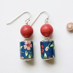 Boucles d'Oreilles Andrinople