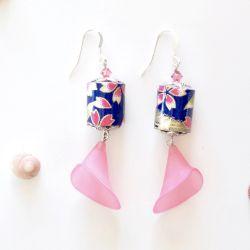 Boucles d'Oreilles Célozie