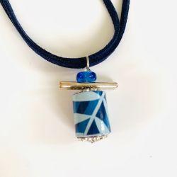 Ras de Cou Blue Blue